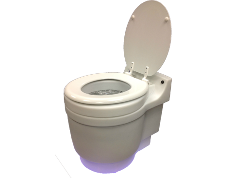 Marvelous Home. Slider1. The Toilet Without Water U0026 Chemicals!