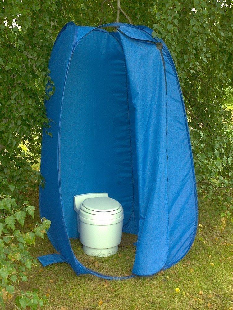 Dry Flush LLC Portable Privacy Shelter