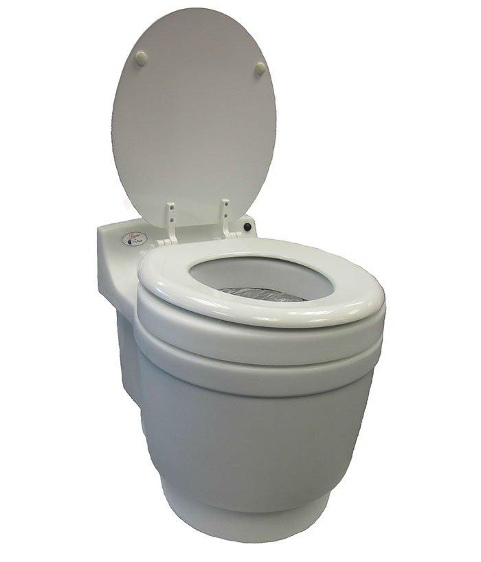 Dry RV Toilet